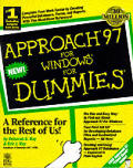 Approach 97 for Windows for Dummies