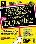 Internet Explorer for Windows for Dummies