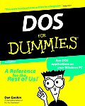 Dos for Dummies (3RD 98 Edition)