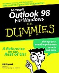 Microsoft Outlook 98 for Dummies