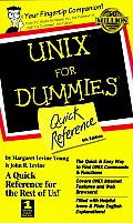 Unix for Dummies Quick Ref 4TH Edition
