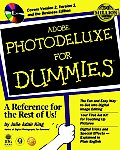 Adobe Photodeluxe for Dummies with CDROM
