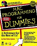 Mac Programming for Dummies 3RD Edition