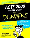 ACT 2000 for Windows for Dummies Cover