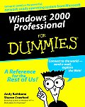 Windows 2000 Professional for Dummies (For Dummies)