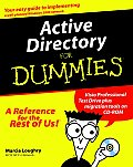 Microsoft Active Directory for Dummies with CDROM (For Dummies)