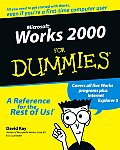 Microsoft Works 2000 For Dummies