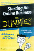 Starting An Online Business For Dumm 2nd Edition