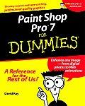 Paint Shop Pro 7 for Dummies