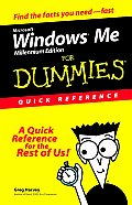 Microsoft's Windows Me for Dummies: Quick Reference (For Dummies)