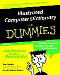 Illustrated Computer Dictionary For Dummie 4th Edition