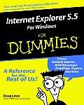 Internet Explorer 5.5 for Windows for Dummies