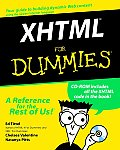 XHTML for Dummies [With CDROM]