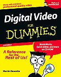 Digital Video For Dummies 2nd Edition