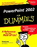 Powerpoint. 2002 for Dummies