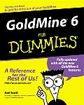 Goldmine 6 for Dummies