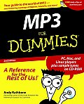 MP3 for Dummies with CDROM (For Dummies)