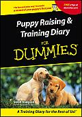 Puppy Raising & Training Diary for Dummies