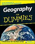 Geography for Dummies. (For Dummies)