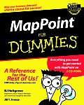 Mappoint(r) for Dummies. with CDROM (For Dummies)