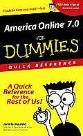 America Online(r) 7.0 for Dummies(r): Quick Reference (For Dummies: Quick Reference)