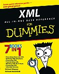 XML All in One Desk Reference for Dummies (For Dummies)
