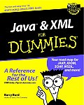 Java & XML for Dummies (For Dummies)