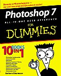 Photoshop 7 All-In-One Desk Reference for Dummies (For Dummies)