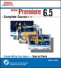 Adobe Premiere 6.5 Complete Course with CDROM