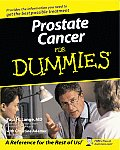 Prostate Cancer for Dummies (For Dummies) Cover