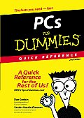 PCs for Dummies Quick Reference (For Dummies: Quick Reference)