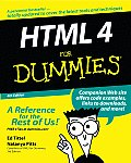 HTML 4 for Dummies (For Dummies)