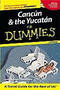 Cancun & the Yucatan for Dummies (For Dummies)