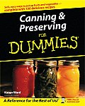 Canning & Preserving for Dummies (For Dummies)