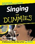 Singing for Dummies - With CD (03 - Old Edition)