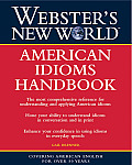 American Idioms Handbook (Webster's New World)