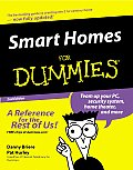 Smart Homes for Dummies 2ND Edition