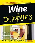 Wine For Dummies 3rd Edition