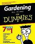 Gardening All In One For Dummies 7 In 1