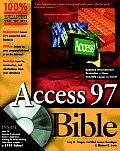 Access 97 Bible