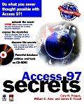 Access 97 Secrets With CD