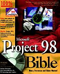 Microsoft Project 98 Bible with CDROM