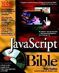 Javascript Bible 3RD Edition