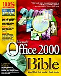 Microsoft Office 2000 Bible with CDROM (Bible)