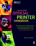 Hewlett-Packard Official Printer Handbook