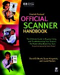 Hewlett-Packard official scanner handbook
