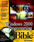 Microsoft Windows Programming Bible with CDROM