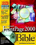 Microsoft FrontPage 2000 Bible with CDROM (Bible)