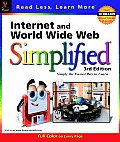 Internet and World Wide Web Simplified