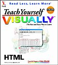 Teach Yourself HTML Visually Cover